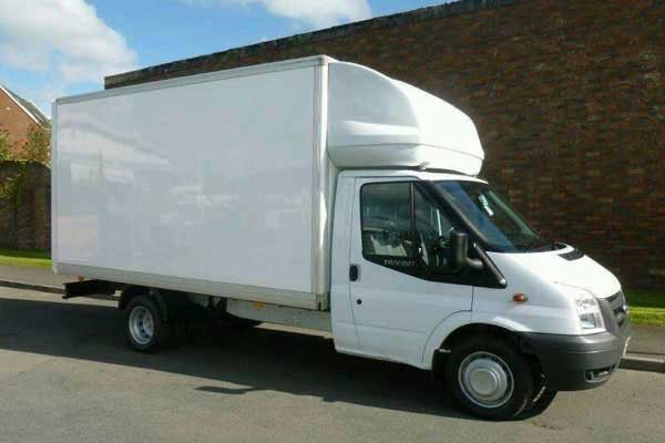 Man & Van Hire In Dunfermline